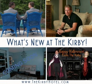 Fall Events at The Kirby